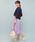 COLLAGE GALLARDAGALANTE(コラージュガリャルダガランテ)の「タフタスカート(スカート)」|詳細画像
