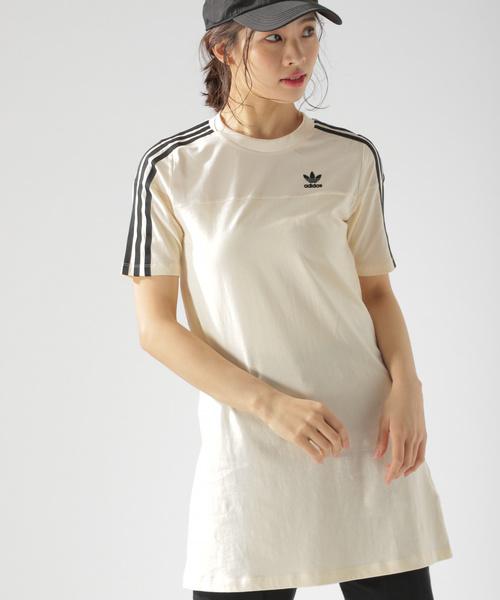 【adidas(アディダス)】TEE DRESS