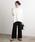 ViS(ビス)の「【WEB限定】【セットアップ対応】裾スカラップケーブルニットパンツ(パンツ)」|詳細画像