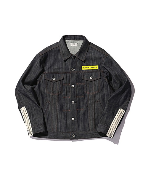 STUDIO SEVEN(スタジオ セブン)の「Denim Jacket(デニムジャケット)」|インディゴブルー