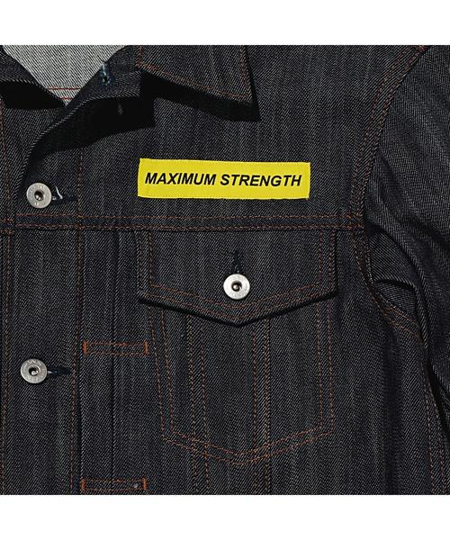 STUDIO SEVEN(スタジオ セブン)の「Denim Jacket(デニムジャケット)」|詳細画像