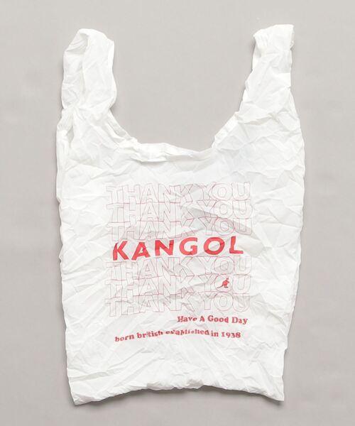 【 KANGOL / カンゴール 】PACKABLE ECO BAG パッカブルエコバッグ  KGSA-BG-00163 DYS・・
