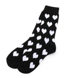 BOHEMIANS(ボヘミアンズ)のBOHEMIANS / ボヘミアンズ  HEART SOCKS (4)(ソックス/靴下)