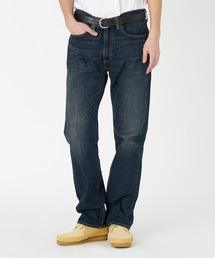 Levi's(リーバイス)の505(TM) レギュラーフィットジーンズ ダークインディゴブルー DARK VINTAGE(デニムパンツ)