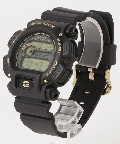 quality design e1094 1edde CASIO カシオ / G-SHOCK ジーショック 生産終了モデル クォーツ デジタル 20気圧防水 DW-9052GB-1A9  DW-9052GB-1A4