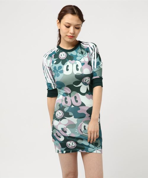 [Galleryコレクション]スリーストライプス ドレス [3 STRIPES DRESS] アディダスオリジナルス