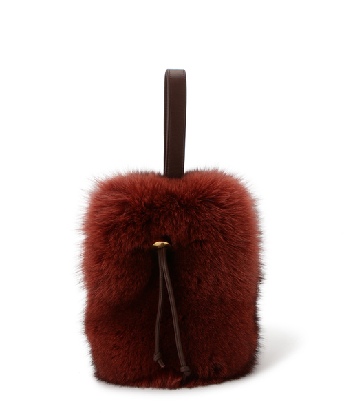 最も優遇 Fox top handle bag, サエダオンラインショップ 2d7c73a2