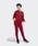 adidas(アディダス)の「トラックスーツ / ジャージセットアップ [Track Suit] アディダス(キッズ/子供用)(ジャージ)」|マルーン