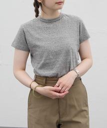 THE SHINZONE/シンゾーン クルーネックTEEシャツ CREW NECK T-SHIRTSグレー