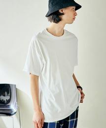 FRUIT OF THE LOOM/フルーツオブザルーム クルーネック 半袖 Tシャツホワイト