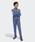 adidas(アディダス)の「トラックスーツ / ジャージセットアップ [Track Suit] アディダス(キッズ/子供用)(ジャージ)」|ブルー系その他