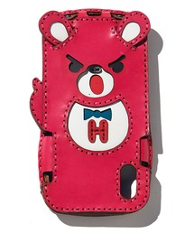 OJAGA DESIGN×HYSTERIC/BEAR iPhone XS/Xカバー