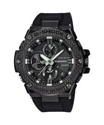 G-SHOCK / G-STEEL(Gスチール) / クロノグラフ&スマートフォンリンク / GST-B100X-1AJF / Gショック(腕時計)