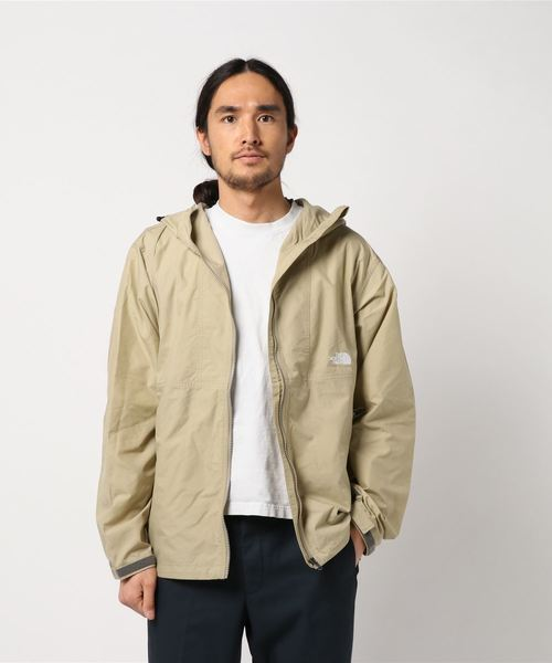 109f995587e6d THE NORTH FACE(ザノースフェイス)の「THE NORTH FACE COMPACT JACKET (