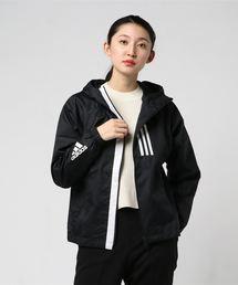 676b4366e9d43b adidas(アディダス)の「WND ジャケット(ナイロンジャケット)」
