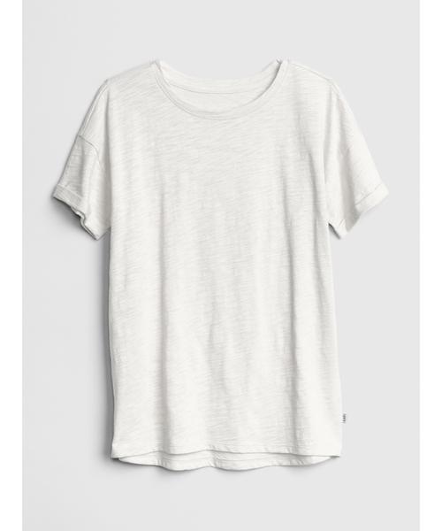 半袖チュニックTシャツ