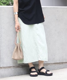 FRAMeWORK(フレームワーク)のPhilea 製品染めスカート◆(スカート)