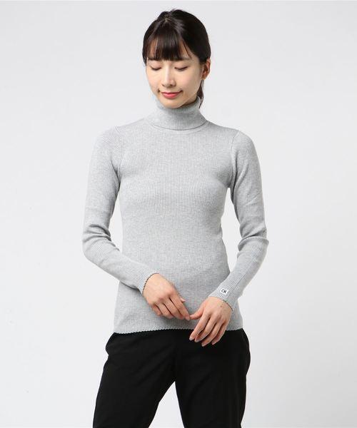 【予約販売】本 A-ICONIC RIB RIB TURTLE【CALVIN KLEIN ニット JEANS】タートルネック CALVIN ニット セーター(ニット/セーター)|Calvin Klein Jeans(カルヴァンクラインジーンズ)のファッション通販, 北条町:78ce761c --- steuergraefe.de