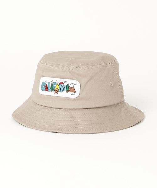 【 MEI / メイ 】KME Cleofus HAT バケット ハット 帽子