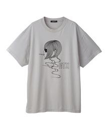 ROYAL TRUX/RTX オーバーサイズTシャツグレー