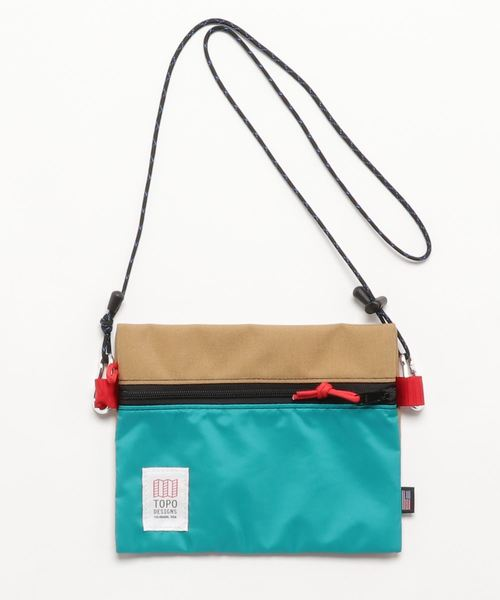 TOPO DESIGNS/トポデザインズ 別注ACCESSORY BAGS