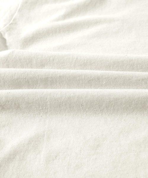 FRUIT OF THE LOOM/フルーツオブザルーム クルーネックロングTシャツ / カットソー 長袖 ロンT