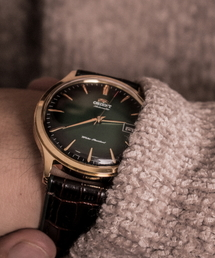 【60】【ORIENT(オリエント)】オートマチッククラシックアナログ(腕時計)