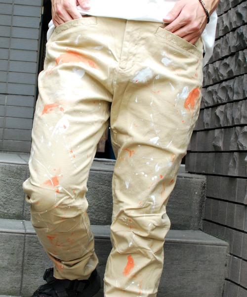 【海外限定】 【セール CHINO】HIGH STRETCH CHINO STRETCH SULFIDE PANTS(チノパンツ) SULFIDE|roarguns(ロアーガンズ)のファッション通販, ハッピーコレクション:46721893 --- tent-karkas.ru