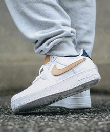 NIKE(ナイキ)のNIKE AIR FORCE 1 '07 LV8 3 (WHITE/WHITE-OBSIDIAN-VACHETTA TAN)【SP】(スニーカー)