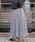 tiptop(ティップトップ)の「チュールロングスカート(スカート)」|詳細画像