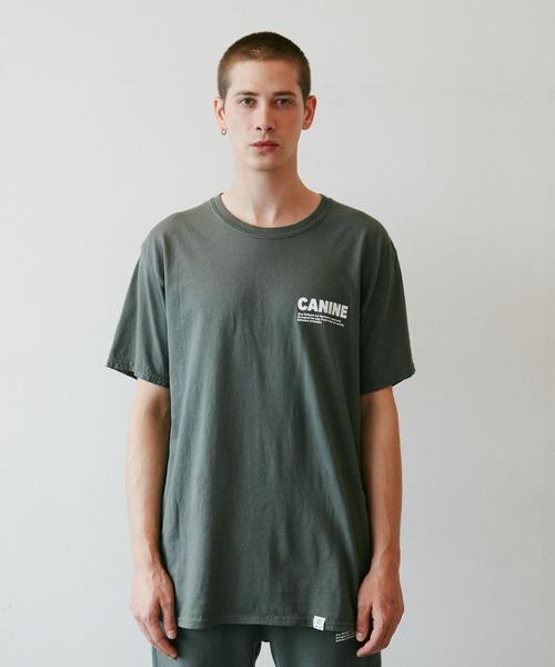 ROTTWEILER(ロットワイラー)の「Military Tee(Tシャツ/カットソー)」|オリーブ