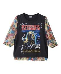 THUNDER MOUNTAIN Tシャツブラック