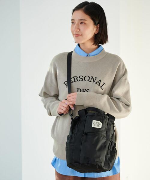 [ 別注 ][ フレドリック パッカーズ ] FREDRIK PACKERS SC キルティング キンチャク ショルダー バッグ