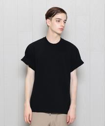 <H>KOJIROU CREW NECK SHORT SLEEVE T-SHIRT/Tシャツ