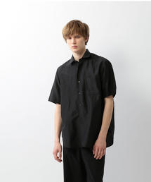 <KAPTAIN SUNSHINE> REGULAR COLLAR SHORT SLEEVE SHIRT/シャツ