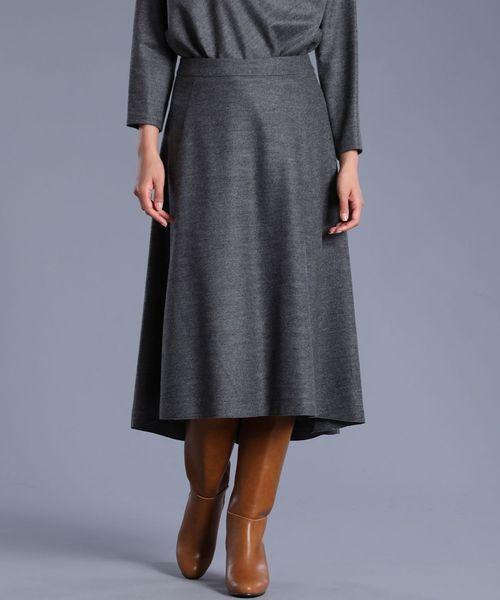 『5年保証』 ウールフレアスカート(スカート)|INED(イネド)のファッション通販, インポートコレクションYR:2f34f980 --- 5613dcaibao.eu.org