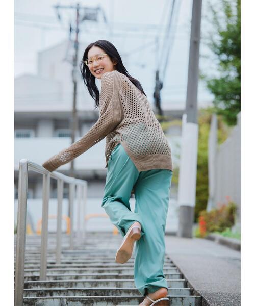 【 WEB限定 】[ GLR/ -or ]  刺繍 スウェット イージー パンツ ユニセックス 男女兼用 †