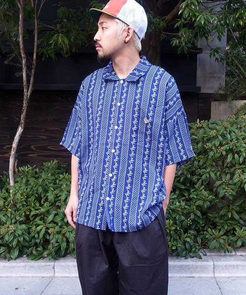 日本限定 Leaf Big Shirt// Shirt リーフビッグシャツ(シャツ/ブラウス)|ALDIES(アールディーズ)のファッション通販, Ozオズ:60e97669 --- steuergraefe.de