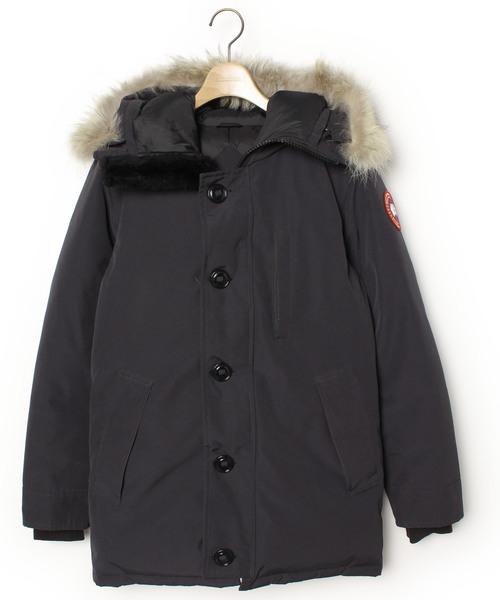 最初の  【ブランド古着 CANADA】JASPER PARKAダウンジャケット(ダウンジャケット/コート)|CANADA GOOSE(カナダグース)のファッション通販 - USED, サイクルショップ S-STAGE:fdb1db28 --- kralicetaki.com