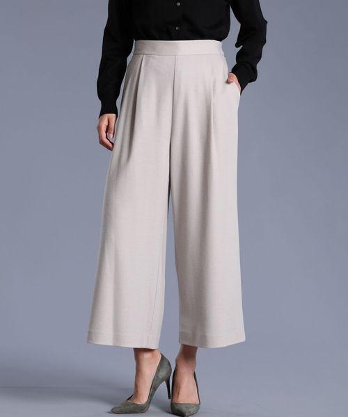 割引クーポン ウールワイドパンツ(パンツ)|INED(イネド)のファッション通販, 昭和区:79451d0e --- 888tattoo.eu.org