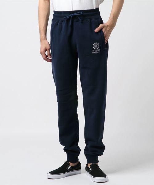 【希少!!】 ワンポイントエンブレムスウェットパンツ(パンツ) FRANKLIN & MARSHALL(フランクリンマーシャル)のファッション通販, レジェンド:7a743c84 --- fahrservice-fischer.de