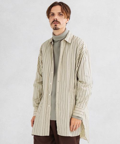 激安 柄シームポケットシャツコート(シャツ/ブラウス) UNITED|UNITED TOKYO TOKYO(ユナイテッドトウキョウ)のファッション通販, aikan shop:a8071481 --- tsuburaya.azurewebsites.net