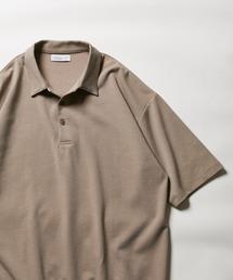 CIAOPANIC TYPY(チャオパニックティピー)のワイドシルエットポロシャツ(ポロシャツ)