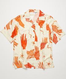 <Acne Studios(アクネ ストゥディオズ)>プリント ショートスリーブシャツ ■■■