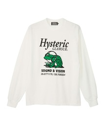 DIGGY FROGGY Tシャツホワイト