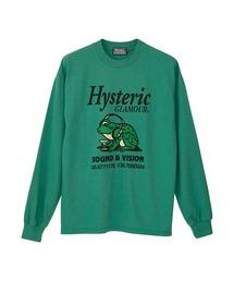 DIGGY FROGGY Tシャツグリーン