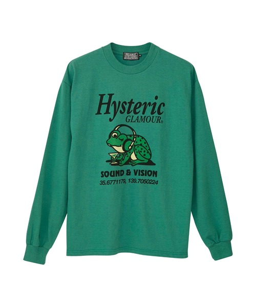 DIGGY FROGGY Tシャツ
