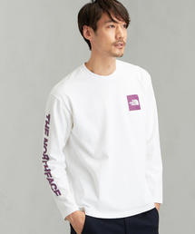 THE NORTH FACE(ザノースフェイス)の[ザ ノース フェイス] SC THE NORTH FACE スクエア ロゴ ロングスリーブ カットソー(Tシャツ/カットソー)