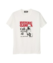 LOVE AFTER DEATH Tシャツホワイト