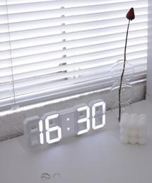 RELAX(リラックス)の〈RELAX/リラックス〉SEGLOCK/セグロック 置時計・壁掛時計(置時計)